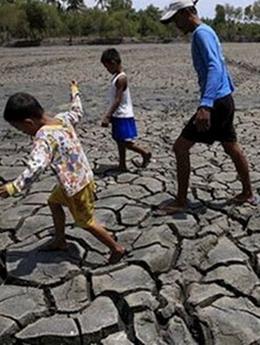 非洲多国高温干旱 粮食严重短缺