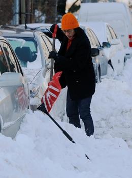 暴风雪刷新美国东海岸低温纪录